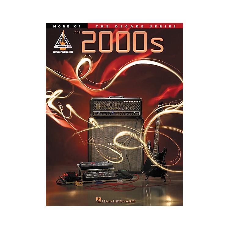 Hal LeonardMore of the 2000's Guitar Tab Songbook