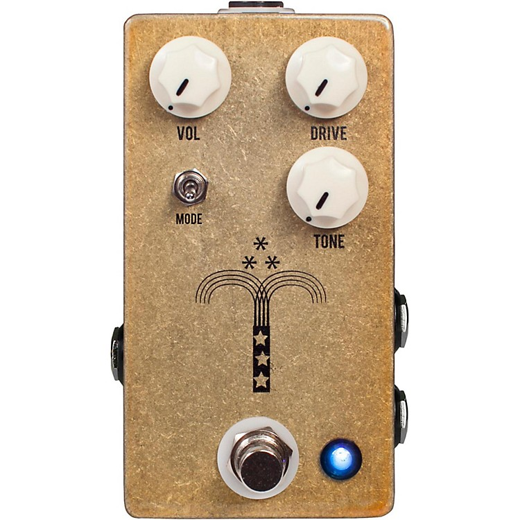 JHS PedalsMorning Glory V4 Overdrive Guitar Effects Pedal