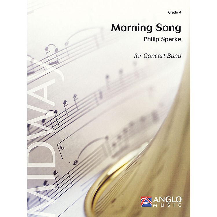 De Haske MusicMorning Song (Score and Parts) Concert Band Level 4 Composed by Philip Sparke