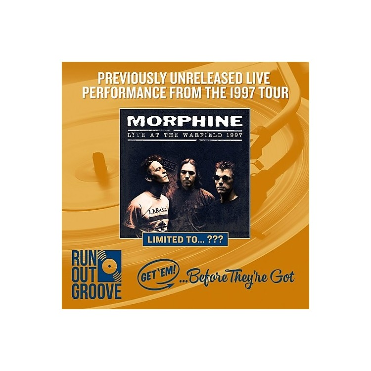 AllianceMorphine - Live At The Warfield 1997