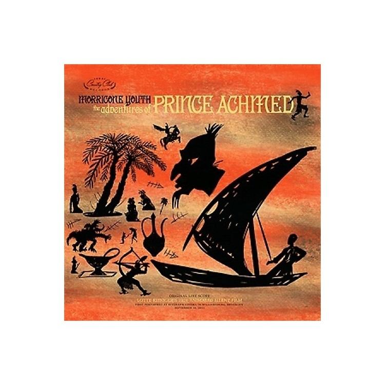 Alliance Morricone Youth - Adventures Of Prince Achmed (original Soundtrack)