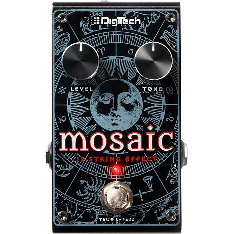DigiTech Mosaic 12-String Guitar Effects Pedal  888365798462