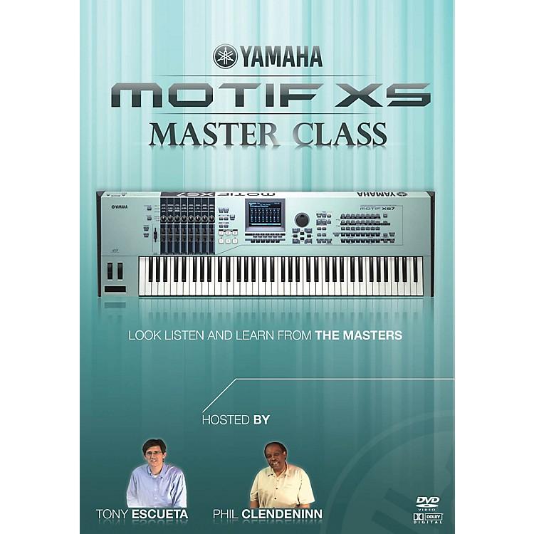 KeyfaxMotif XS MasterClass DVD Series DVD Written by Various