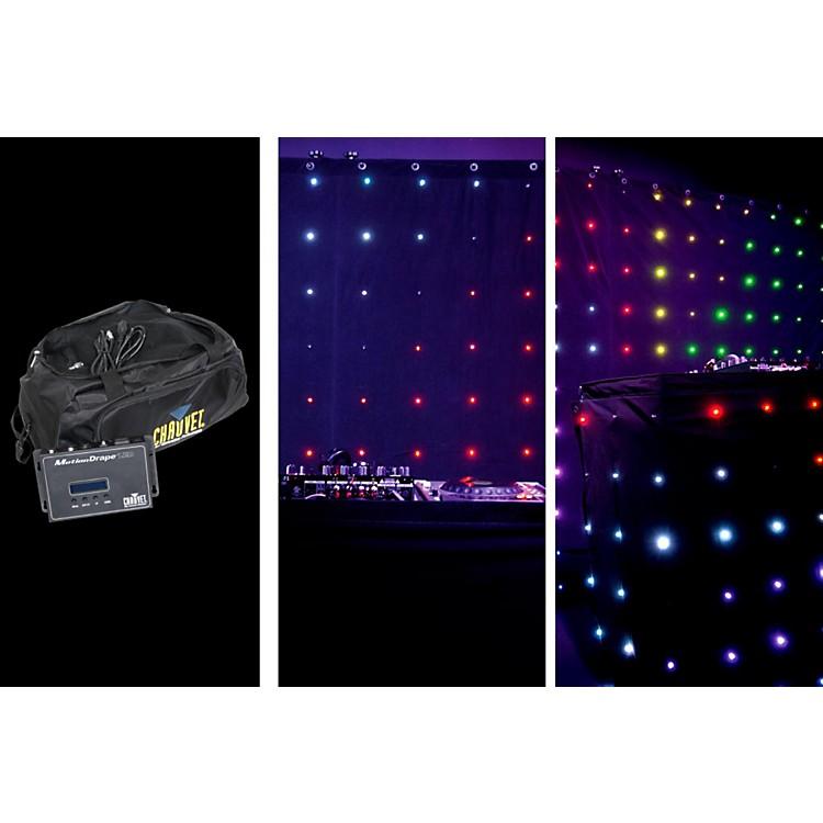 Chauvet DJMotion Drape TRI Color LED 2x3 Meters