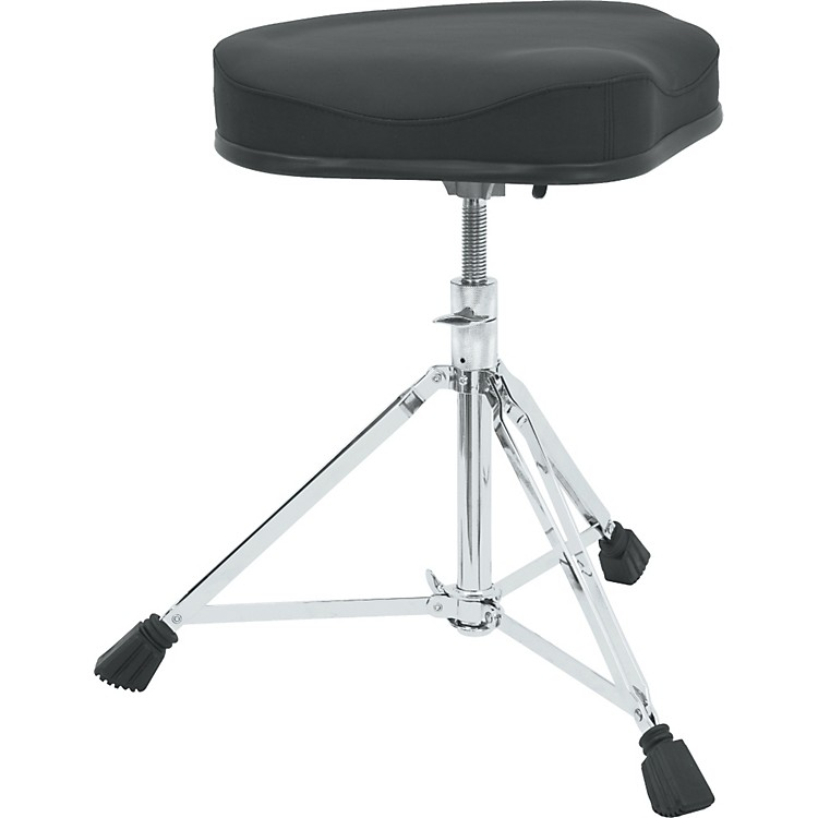 Taye Drums Motorcycle Cushion Top Drum Throne
