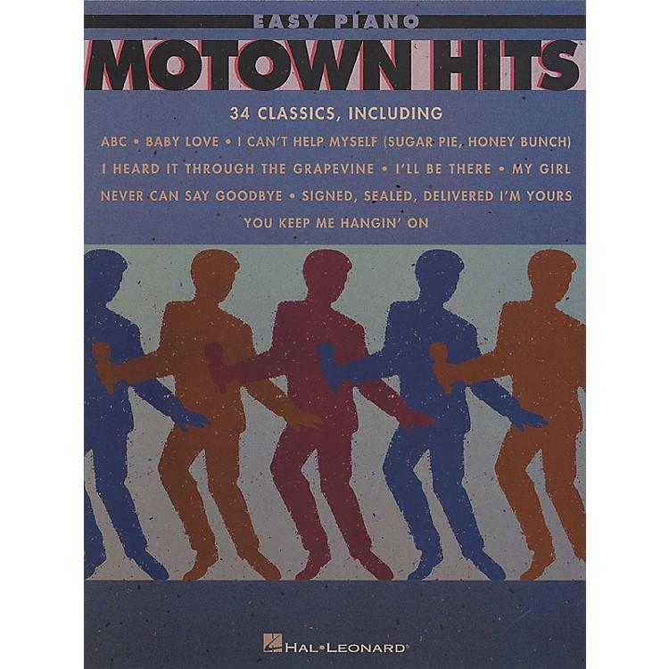 Hal LeonardMotown Hits (34 Classics) For Easy Piano