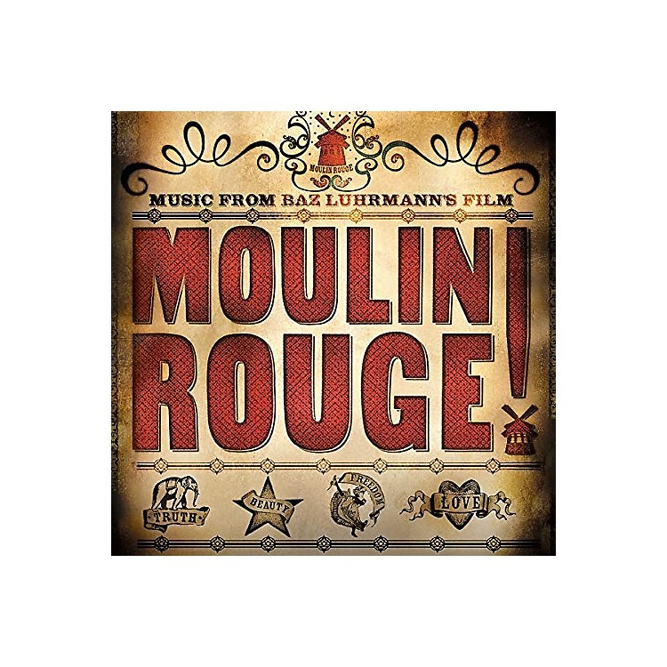 AllianceMoulin Rouge (Music From Baz Luhrman's Film)