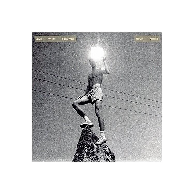 AllianceMount Kimbie - Love What Survives Remixes Part 2