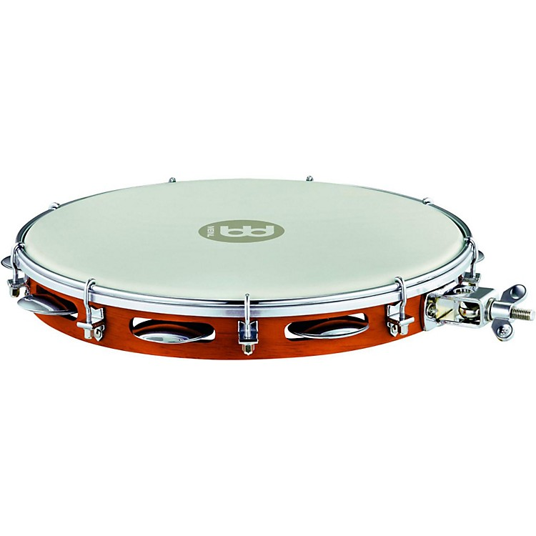 Meinl Mountable Traditional Wood Pandeiro 12 in.