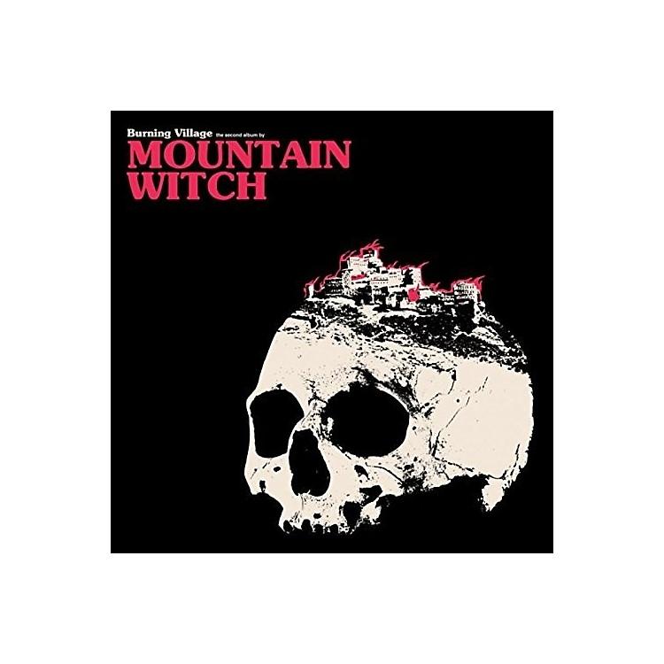 AllianceMountain Witch - Burning Village