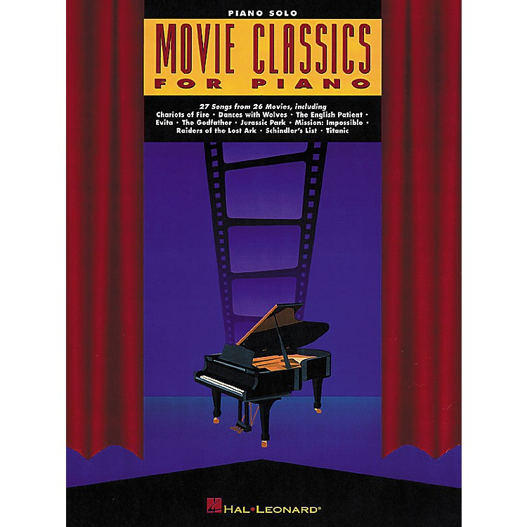 Hal Leonard Movie Classics for Piano