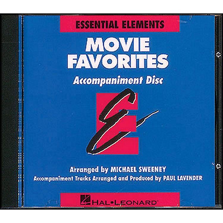 Hal LeonardMovie Favorites CD