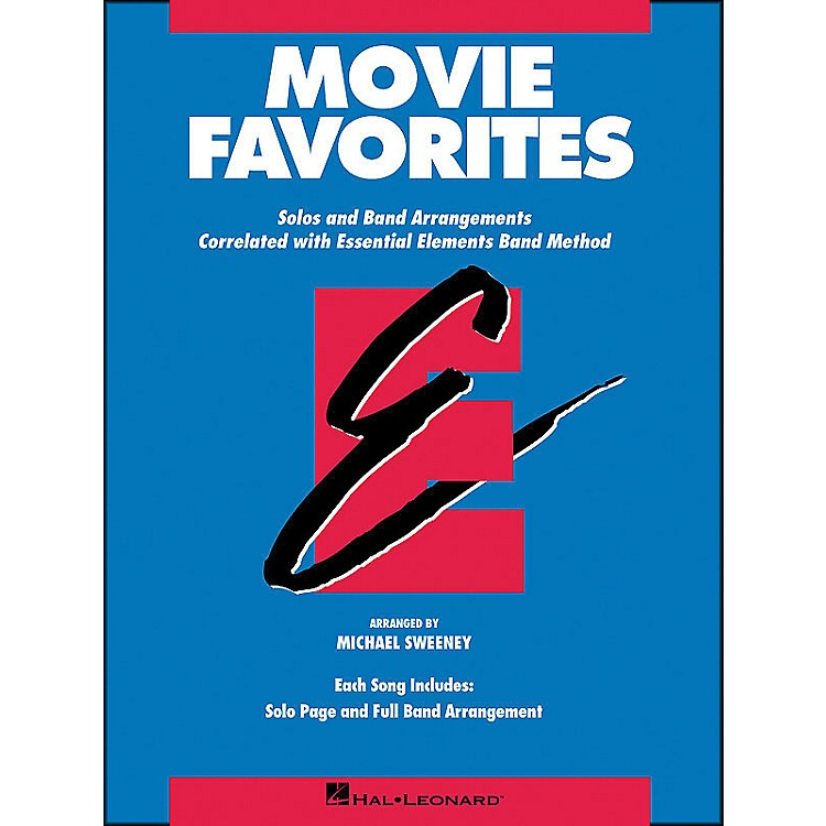 Hal LeonardMovie Favorites F Horn