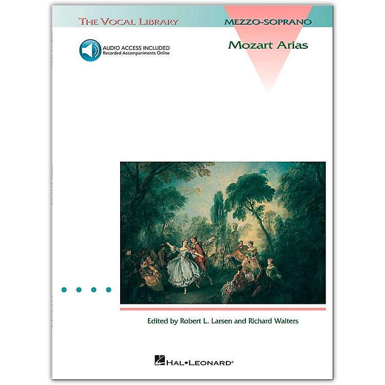 Hal LeonardMozart Arias for Mezzo Soprano (Book/Online Audio)