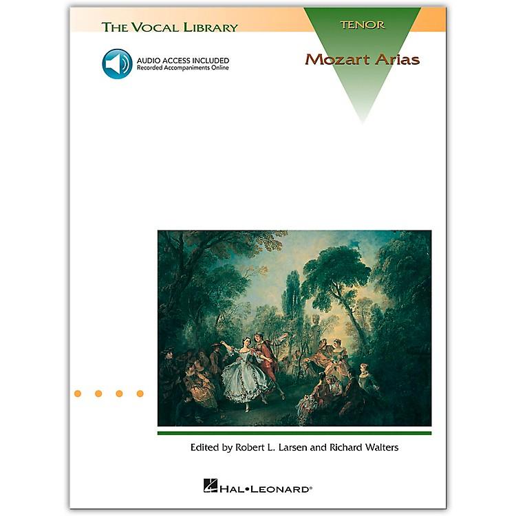 Hal LeonardMozart Arias for Tenor Voice (Book/Online Audio)