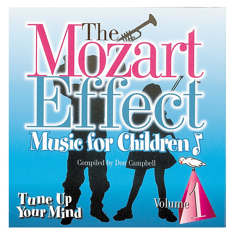 Classical Kids Mozart Effect Educational Media Series