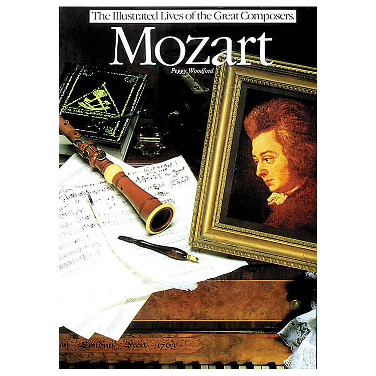 OmnibusMozart (The Illustrated Lives of the Great Composers Series) Omnibus Press Series Softcover