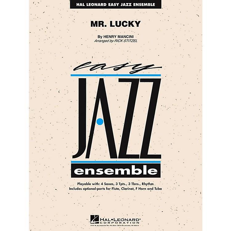 Hal LeonardMr. Lucky Jazz Band Level 2