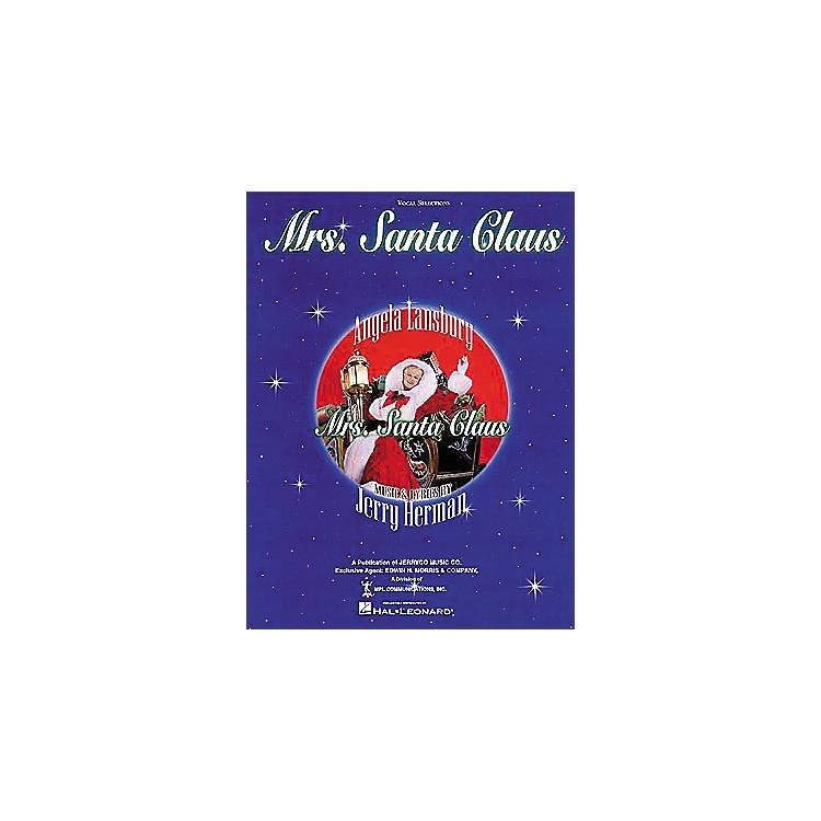 Hal LeonardMrs. Santa Claus Vocal Selections (Book)