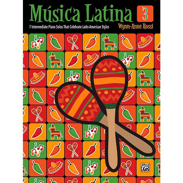 AlfredMºsica Latina, Book 3 - Intermediate