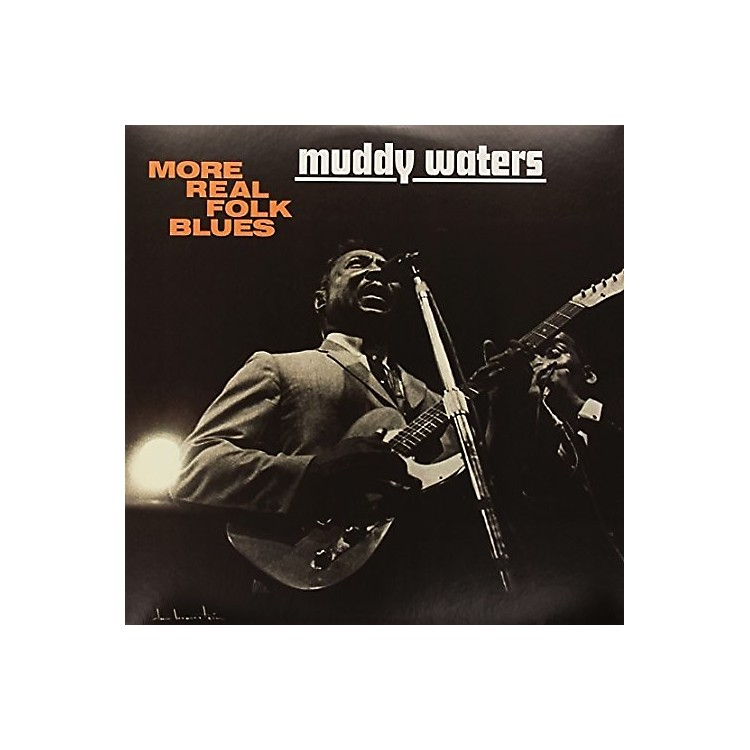 AllianceMuddy Waters - More Real Folk Blues