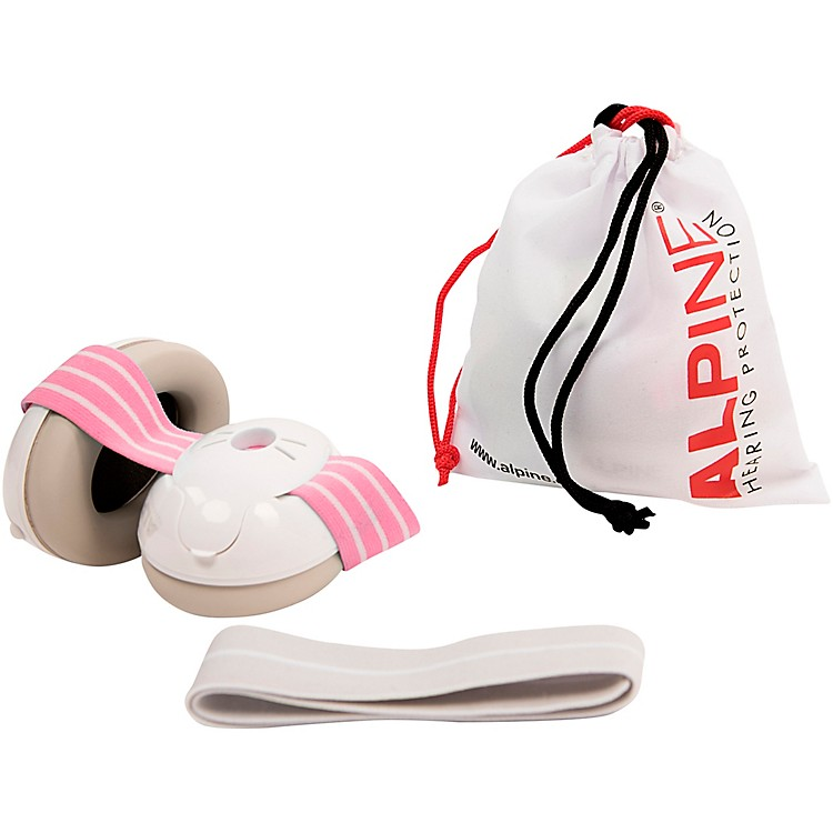 Alpine Hearing ProtectionMuffy Baby Pink Protective Headphones