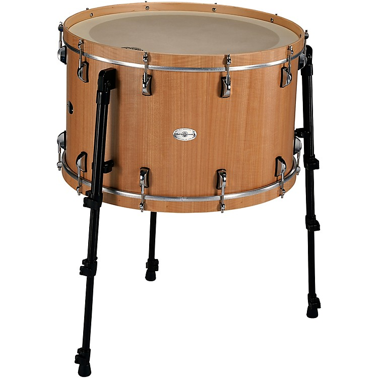 Black Swamp PercussionMulti-Bass Drum in Figured Anigre Veneer24 in.