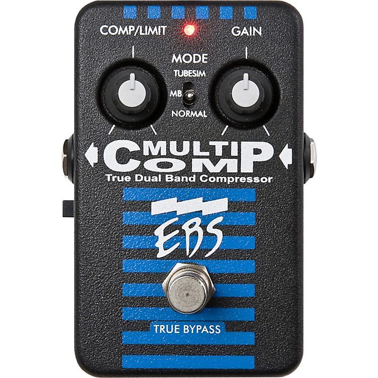 EBSMultiComp True Dual Band Compressor Pedal