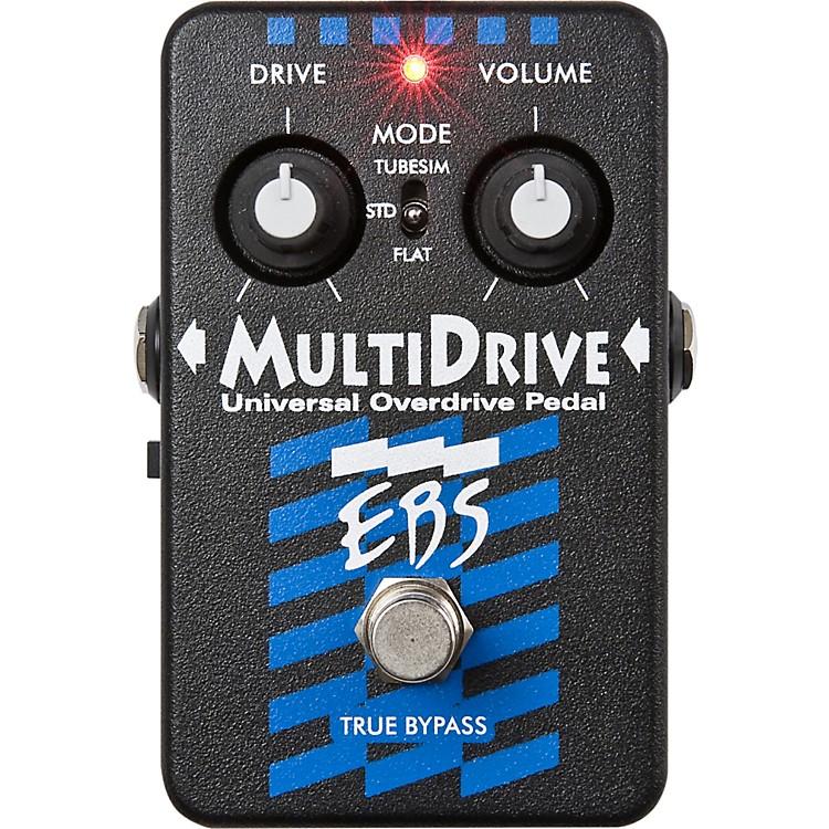 EBSMultiDrive Universal Overdrive Pedal