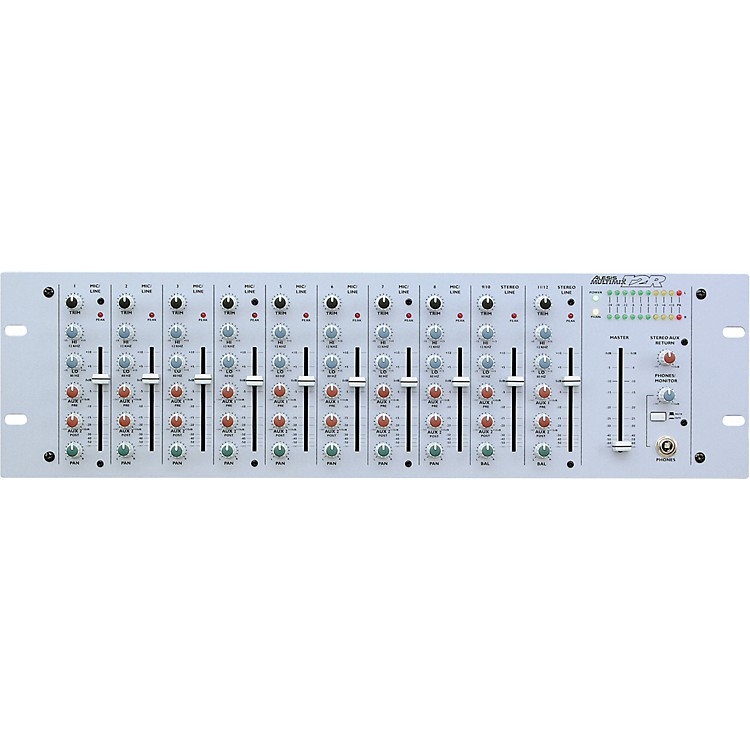 AlesisMultiMix 12R Rack Mixer