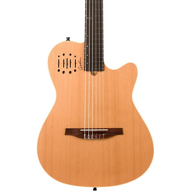 GodinMultiac Nylon Encore Acoustic-Electric GuitarNatural SG
