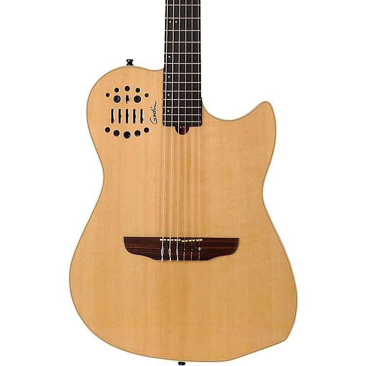 GodinMultiac Nylon-String Acoustic-Electric GuitarHigh Gloss Natural