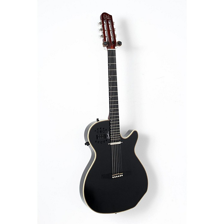 GodinMultiac Spectrum SA Cutaway Acoustic-Electric GuitarBlack888365855721