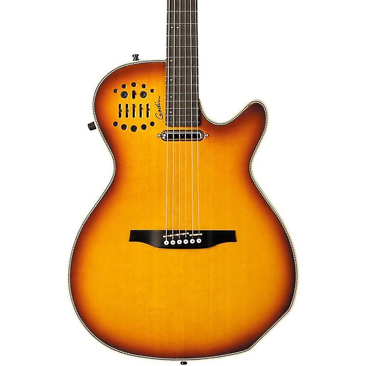 GodinMultiac Spectrum SA Cutaway Acoustic-Electric GuitarLightburst