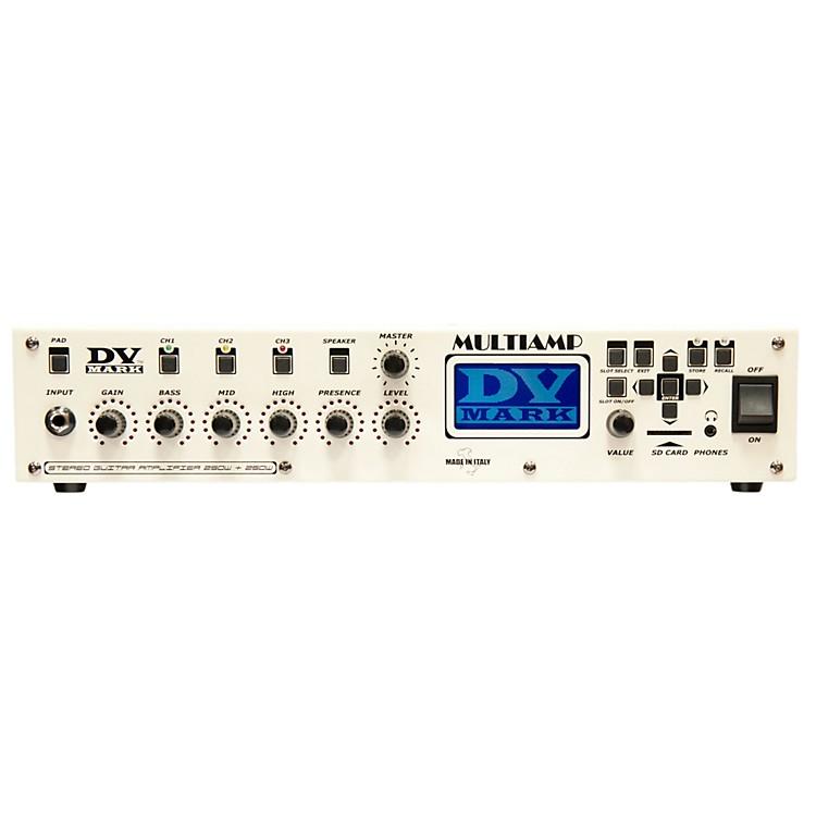 DV MarkMultiamp 3-Channel Preamp/Effects Processor/Power AmpWhite888365852829