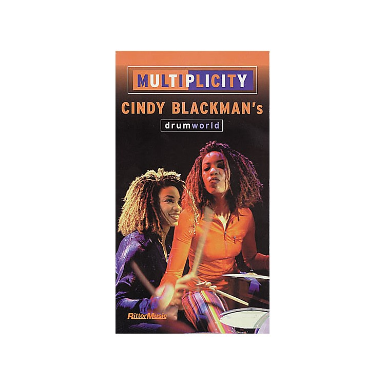 Hal Leonard Multiplicity: Cindy Blackman's Drum World Video