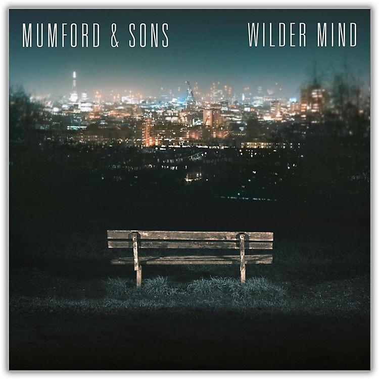 Universal Music GroupMumford & Sons - Wilder Mind Vinyl LP
