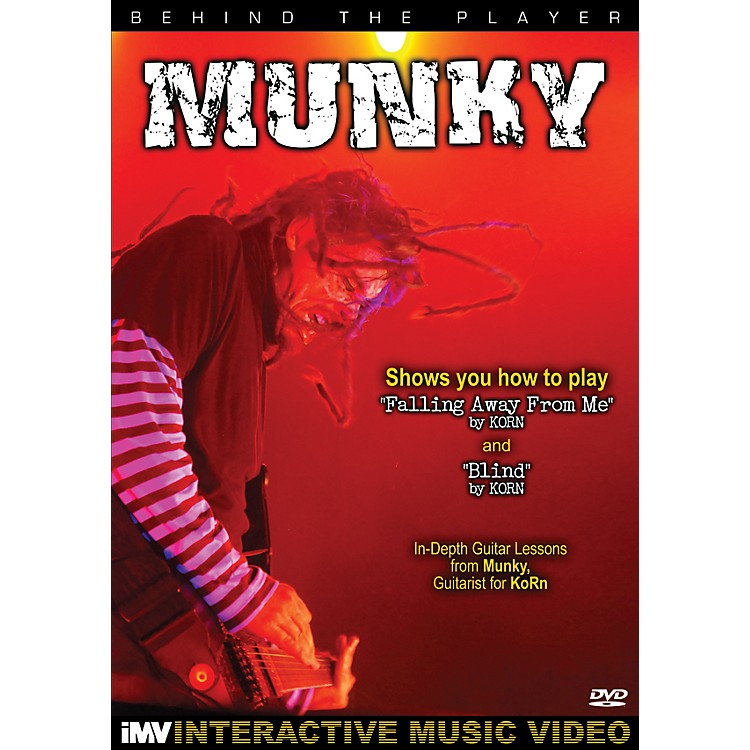 AlfredMunky - Behind the Player