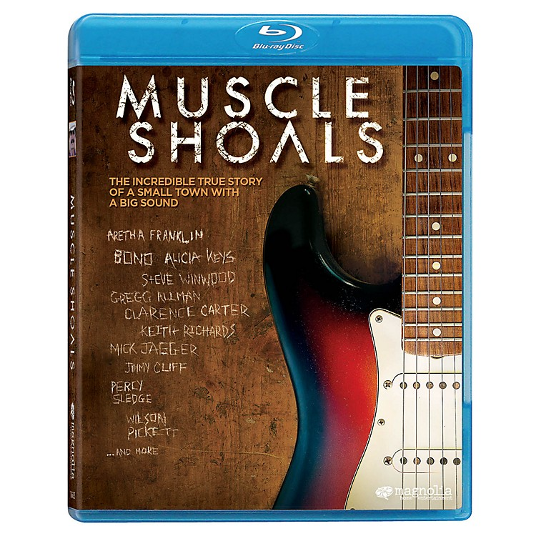 Magnolia Home EntertainmentMuscle Shoals (Blu-Ray Disc) Magnolia Films Series DVD Performed by Various