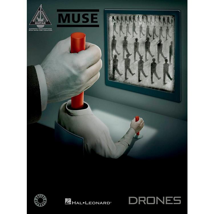 Hal LeonardMuse - Drones Guitar Tab Songbook