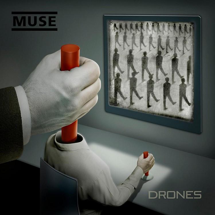 WEAMuse - Drones Vinyl LP