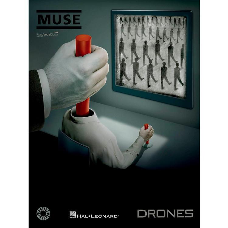 Hal LeonardMuse - Drones for Piano/Vocal/Guitar