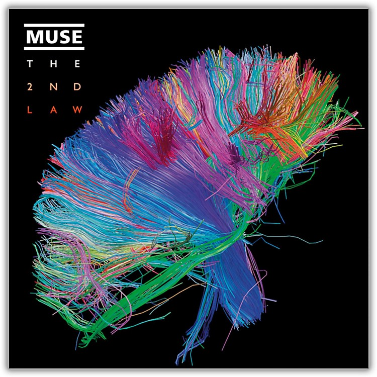 WEA Muse - The 2nd Law Vinyl LP