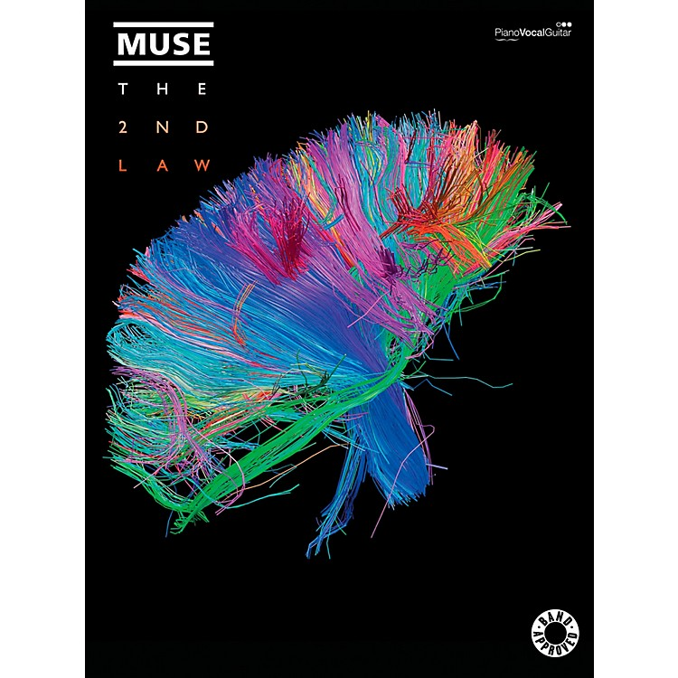 Hal Leonard Muse - The 2nd Law for Piano/Vocal/Vocal PVG