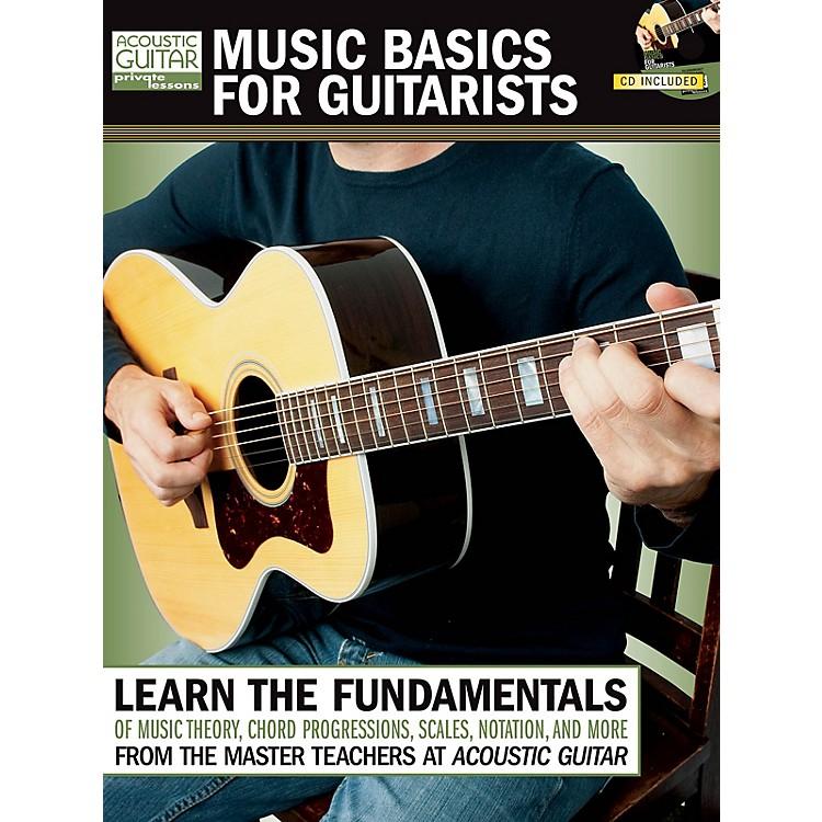 String Letter PublishingMusic Basics for Guitarists String Letter Publishing Series Softcover with CD Written by Various