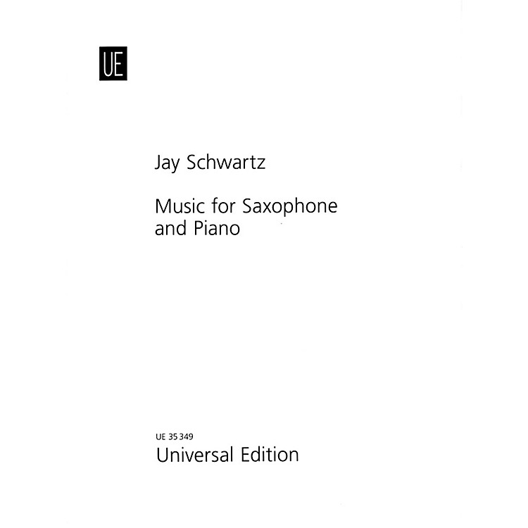 Carl FischerMusic For Saxophone And Piano (Book + Sheet Music)
