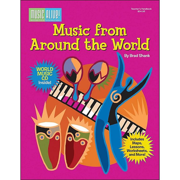 Cherry LaneMusic From Around The World Book/CD