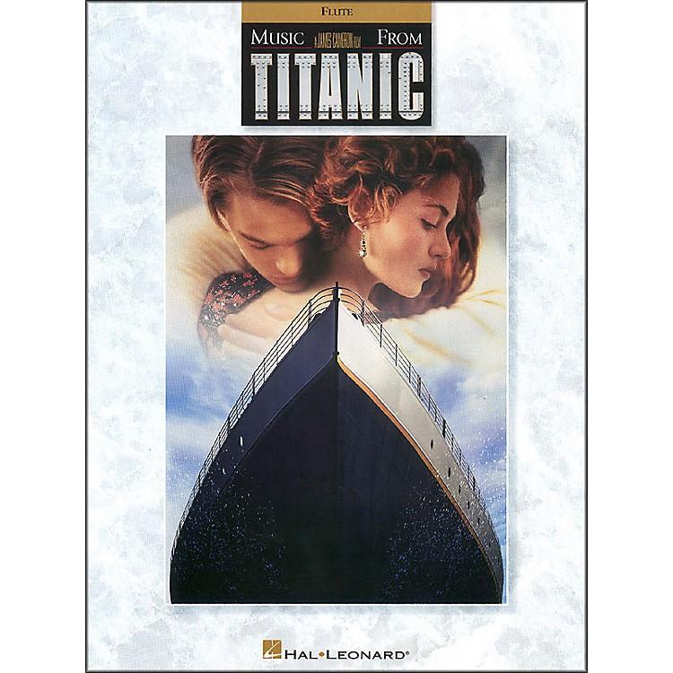 Hal LeonardMusic From Titanic for Flute