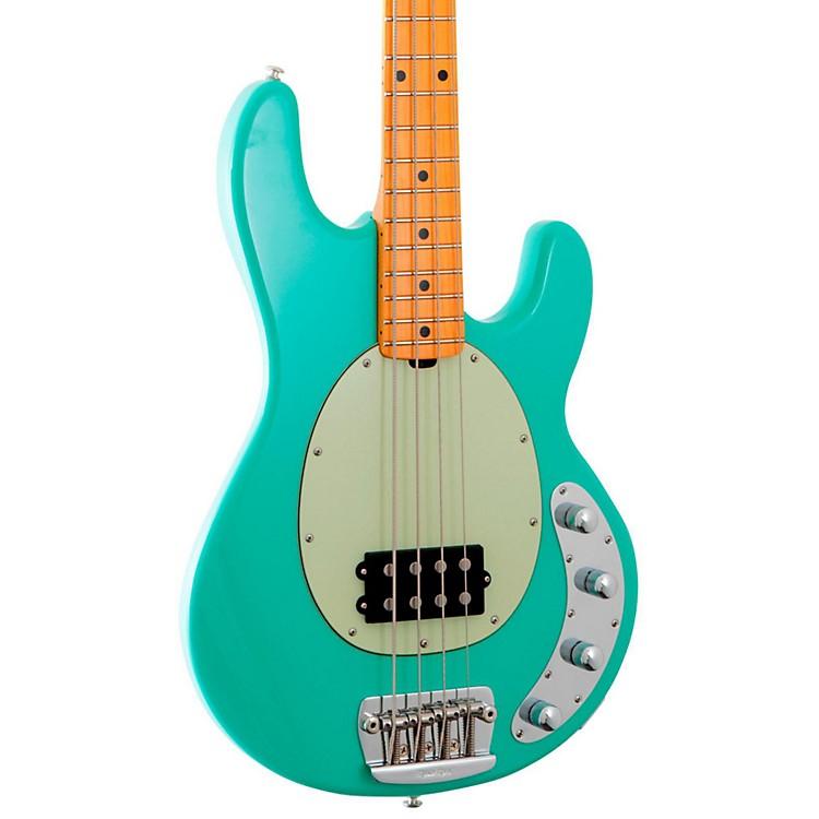 Ernie Ball Music ManMusic Man Stingray Electric Bass GuitarMint Green