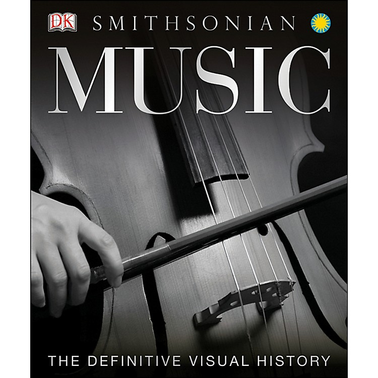 AlfredMusic: Music: The Definitive Visual History Hardcover Book